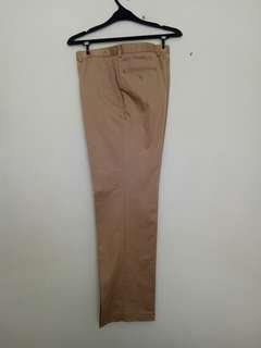 100% ori allanbrooke long pants