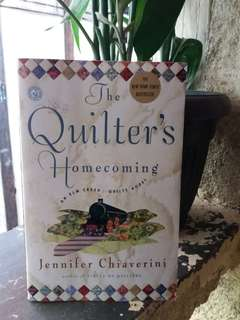The Quilters Homecoming by Jennifer Chiavereni