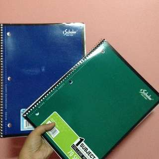 10.5 inches notebook (70lvs)