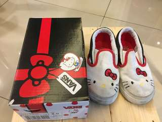 🚚 VANS Hello kitty 正品限量特殊鞋款