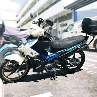 2B MOTORBIKE RENTAL P-Plate OK! LOW Excess from $200. Perfect for Food Delivery!