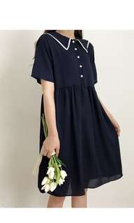 🚚 可愛水手洋裝