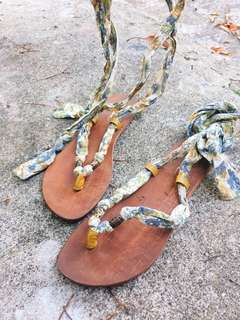 Parklane 綁繩涼鞋 sandals 37
