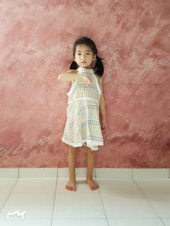 Girls 1 Piece Dress