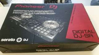 Brand New Pioneer DJ-SR with FREE Ikea table