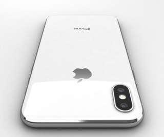 WTB iPhone X Silver