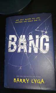 2017 'Bang' by Barry Lyga New