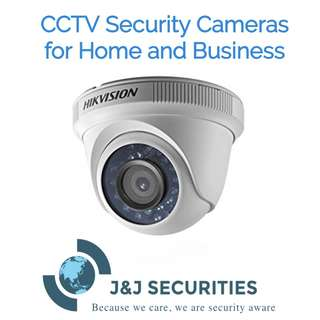 CCTV with installation