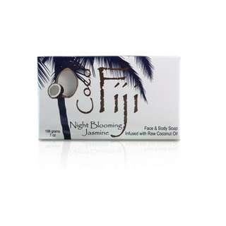 Organic Fiji Coconut Soap (in Blooming Jasmine)