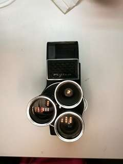 Fujica 8 T3 (w/ 8mm film)