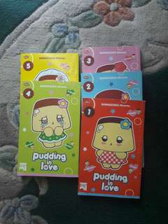 Pudding in Love 1-5 [DAPAT SEMUA]