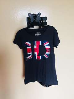 LINK ONE DIRECTION GRAPHIC SHIRT