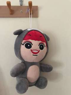 Chanyeol doll