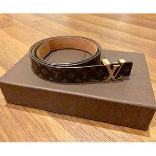 Louis Vuitton Original Ladies Belt