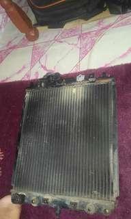radiator kancil