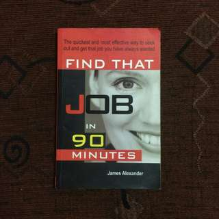 Find That Job in 30 Minutes