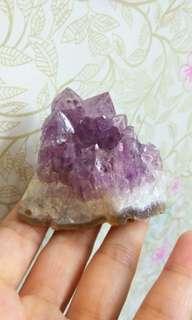 🌟天然紫晶簇(D041)