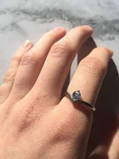 Prouds blue ring