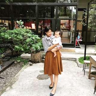 🚚 Zara圓裙