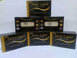 Skin light Gluta soap