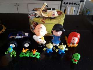 Toys collection for sale in good condition
