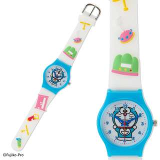 Japan Sanrio Doraemon Kids Rubber Watch (I'm DORAEMON)
