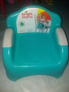 Bright starts booster seat