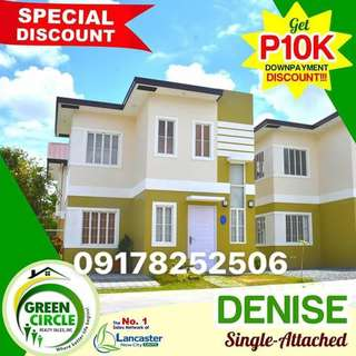 house and lot promo