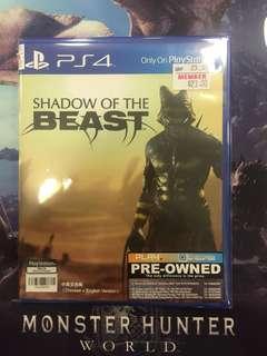 PS4 Shadow Of Beast