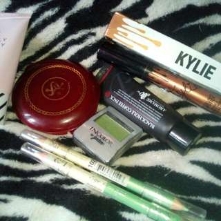 Authentic makeup bundle