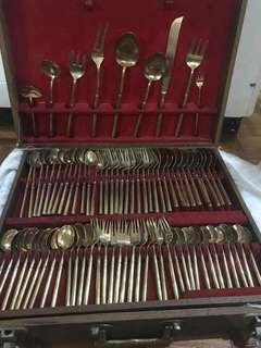 Spoons and Forks Set