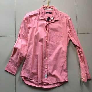 The Executive Pink Shirt