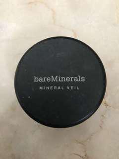 Bare mineral
