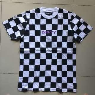 Get Dirrty Checkered Shirt