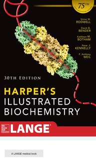 Harper's Illustrated Biochemistry 30th Ed. (LATEST)