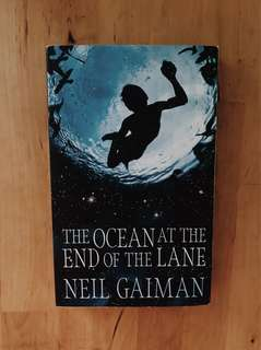 "Neil Gaiman's ""The Ocean At The End Of The Lane"""