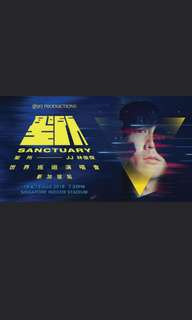 Looking for 1 pair of JJ Lin concert  ticket
