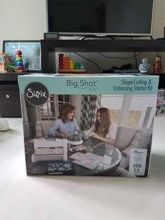 Big Shot Plus Starter Kit SIZZIX