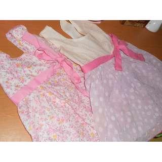 Dress for baby girl - TAKE BOTH @99