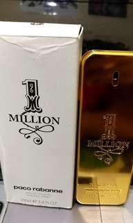 Paco Rabanne One Million Tester Parfum EDT
