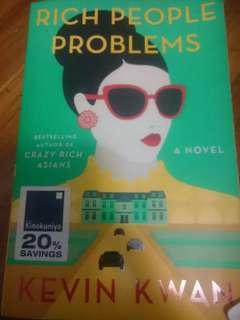 Preloved Crazy Rich Asian storybook