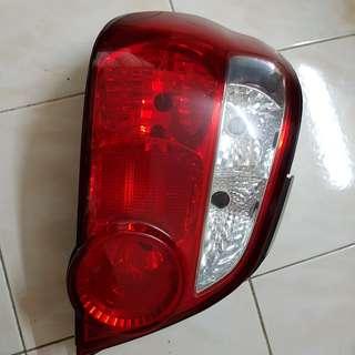 Tail light subaru sti / lampu belakang subaru sti