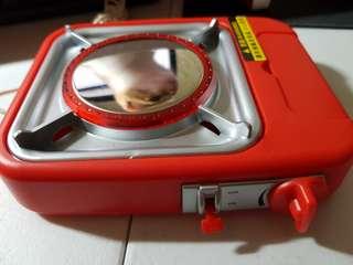 USB可愛瓦斯爐造型杯暖器