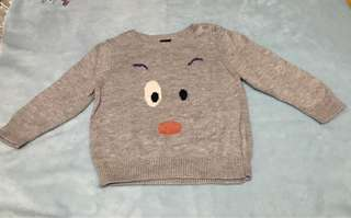 Baby Gap Pull over 2T