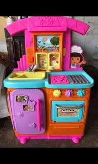 Dora kitchen set