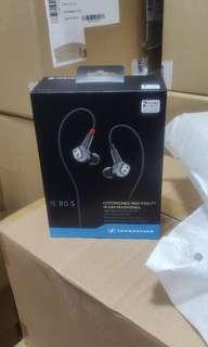 Sennheiser IE80S 可換線 入耳式耳機 Sennheiser IE 80 S Adjustable Bass Earphones not shure beats UE Bose AKG