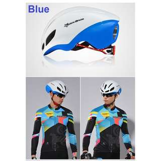 Rockbros Cycling Helmet 1 (Blue)