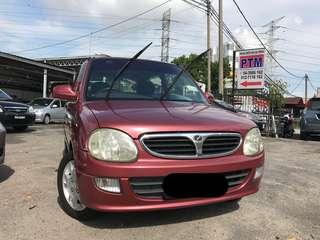 2002 Perodua Kelisa 1.0 EZ (A)