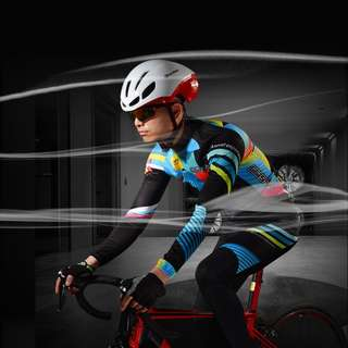 Rockbros Cycling Helmet 1 (Red)