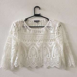 Sheike Haven Lace Top